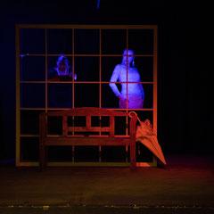 "Flamenco offline / ""El Circulo - Der Kreis"" / Fotos: Nina Schreieder"