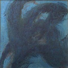 Teo Libardo - Chimères n°497, 2013 - acrylique sur toile, 60x60 cm - © Adagp, Paris, 2017