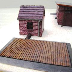(c) W. Fehse - Wiegenhaus mit Waagenfläche