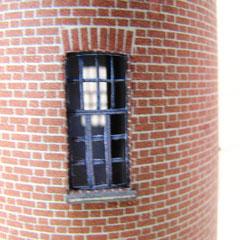 (c) W. Fehse - Blick durch den Turmschaft