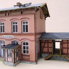 (c) W. Fehse - Nebengebäude