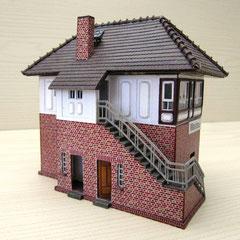 (c) W. Fehse - Außentreppe und verlängertes Dach
