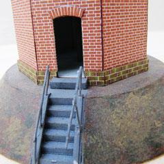 (c) W. Fehse - Zugangstreppe