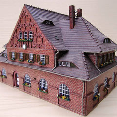 (c) W. Fehse  - Wohnungen im 1. OG und Fremdenzimmer im DG