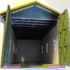 (c) W. Fehse - Durchgestalteter Innenraum