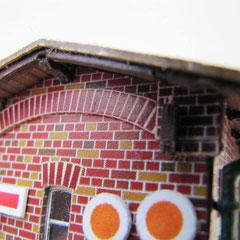 (c) W.Fehse - Ziegelbogen und Fenster