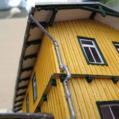 c) W. Fehse - Dachkonstruktion