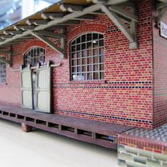 (c) W. Fehse - Blick auf Dachkonstruktion
