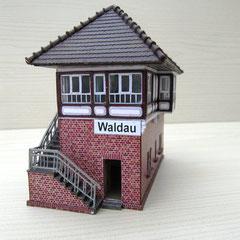 (c) W. Fehse- Alkoven auf Gleisseite