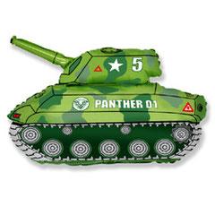 Шар в виде танка