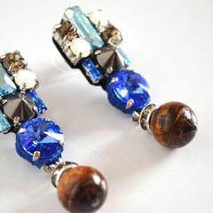 BLUEA PIERCE/EARRINGS