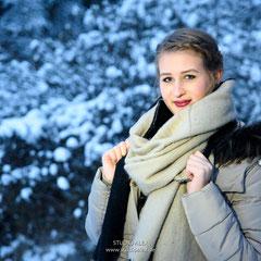 Winterfotos in Amberg Oberpfalz