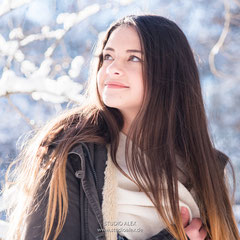 Winterfotoshooting in Amberg