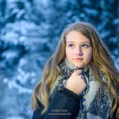 Winterfotos in Amberg