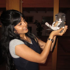 Kajal and Grizzly