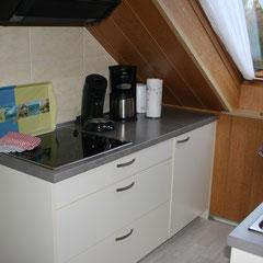 Fewo 2 Küchenbereich