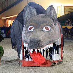 Der hungrige Wolf, German Show Contest