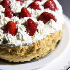 クリスマスケーキ フレジェ