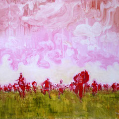 Boys 140x130 cm Oil/Canvas 2007