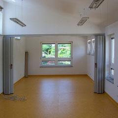 Innenraum Anbau Kindertagesstätte | Bretnig