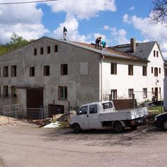 Zustand vor den Umbauarbeiten