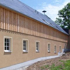 Umnutzung eines Mühlengebäudes zum kommunalen Bauhof | Clausnitz