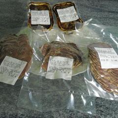 Noix de jambon séché et terrine de campagne