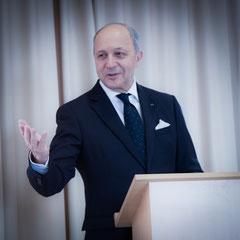 Laurent FABIUS - Ministre des affaires étrangères