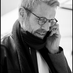 Lambert Wilson - Festival de Cannes 2015