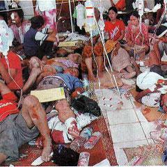 ジョクジャ地震被災者