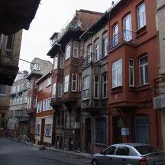 alter griechischer Stadtteil