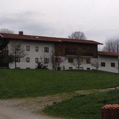 Der Schusterhof in Bernau am Chiemsee