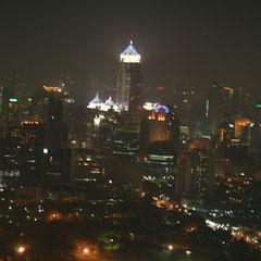 Bangkok bei Nacht
