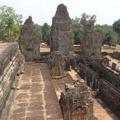 """der zweite Tempel """"Benteay Somre"""""""