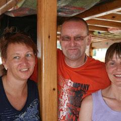 Elke,Uwe und Marita