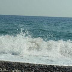 und dazu noch tolle Wellen