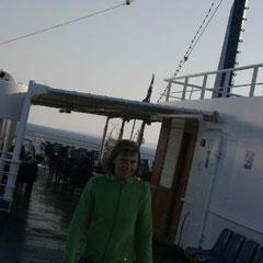 Überfahrt Kylllini - Zakynthos