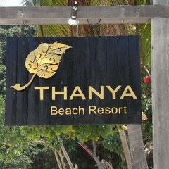 unser Hotel auf Koh Ngai