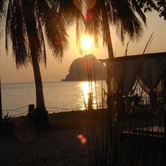 Sonnenaufgang auf Koh Ngai