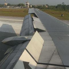 Landung in Trang