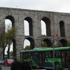 die römische Wasserleitung