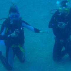 Unterwasser Ausbildung