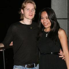 Kevin und Anne