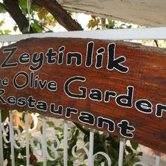 und fanden ein sehr leckeres Restaurant