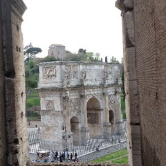 am Colosseum