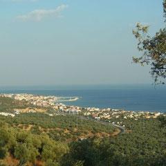 Landschaft vor Behramkale