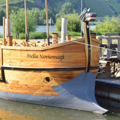 das Römerweinschiff