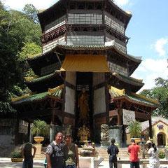 und nochmals ein Tempel