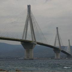Harilaos Trikoupis Brücke