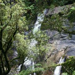 und die anderen zwei Wasserfälle